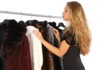 Where to buy a fur coat on Thassos